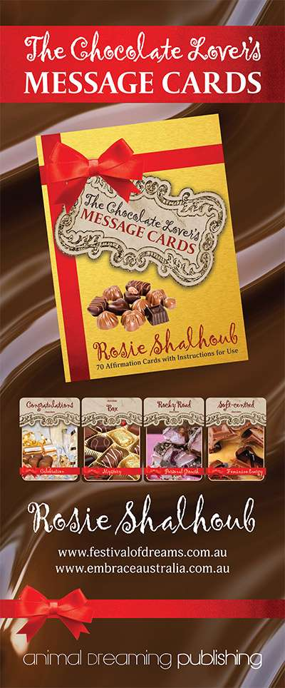 Chocolate Lovers Message Cards