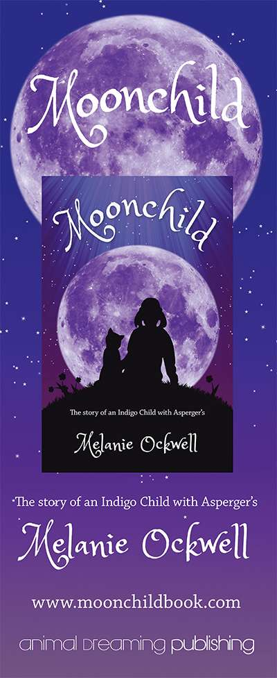Moonchild by Melanie Ockwell