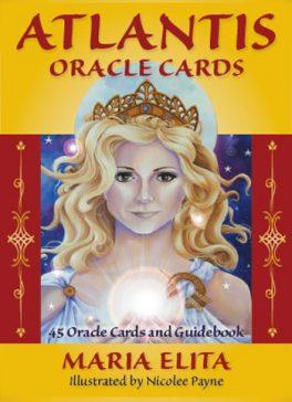 Atlantis Oracle Cards