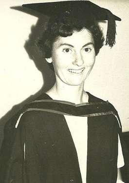ARTHUR C JOHNSON's wife Barbara