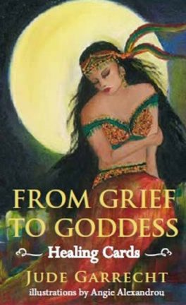 From Grief to Goddess Healing Cards