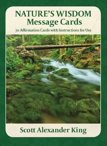 Nature's Wisdom (mini) Message Cards