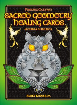 Sacred Geometry Healing Cards