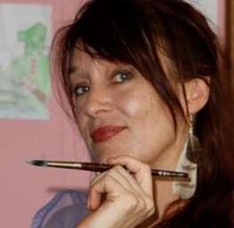 Sharon McLeod faery artist